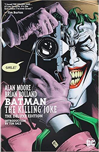 Batman: A Piada Mortal - Baú de HQs 6