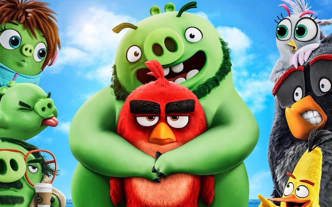 Angry Birds 2 – O Filme – O Ultimato