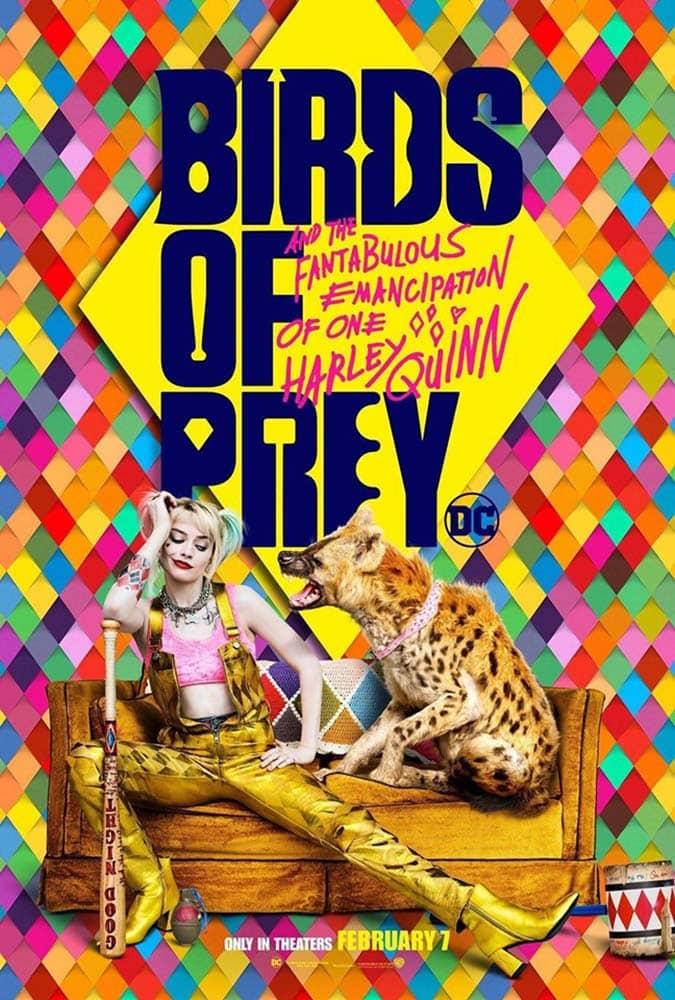 Confira o primeiro trailer de Aves de Rapina! 2