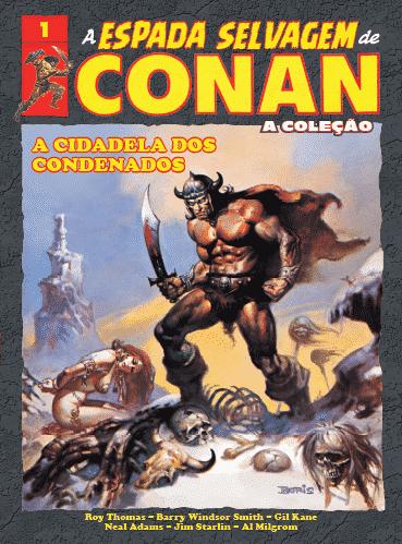 Conan - Panini Lança Três Linhas de Produto do Personagem 3
