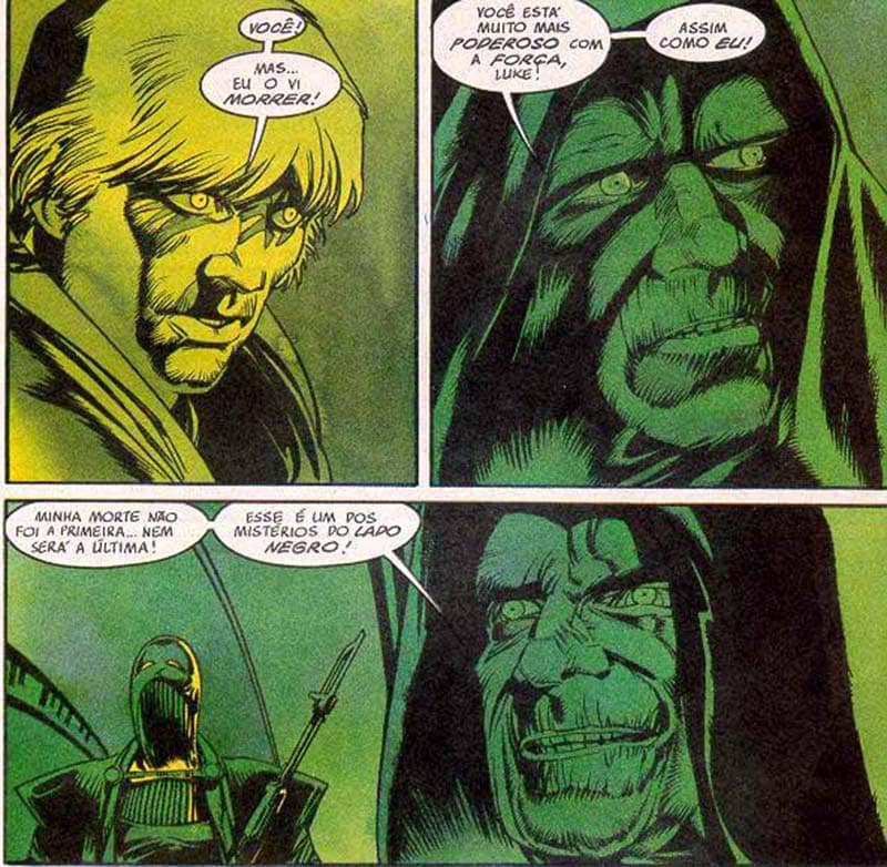 Star Wars: Império do Mal - Baú de HQs 3