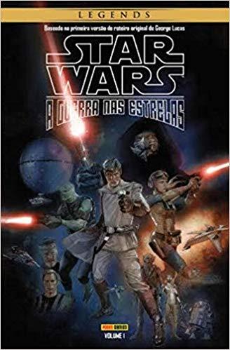Star Wars - A Guerra Nas Estrelas - Baú de HQs 4