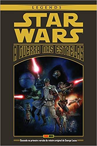 Star Wars - A Guerra Nas Estrelas - Baú de HQs 6