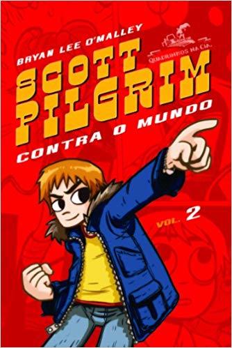 Scott Pilgrim Contra o Mundo - Baú de HQs 3