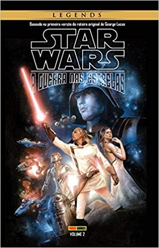 Star Wars - A Guerra Nas Estrelas - Baú de HQs 5