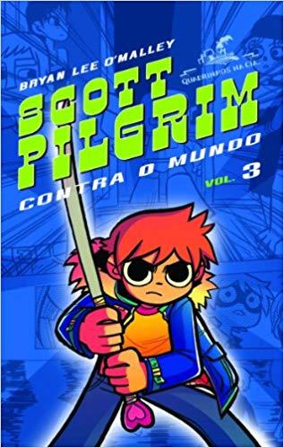Scott Pilgrim Contra o Mundo - Baú de HQs 4