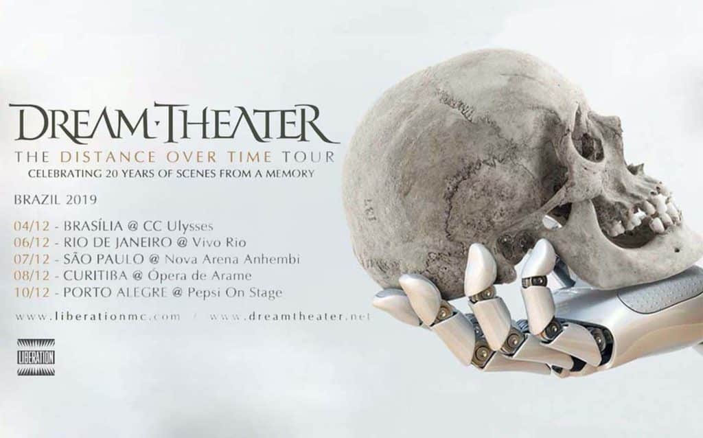 Scenes from a Memory - Dream Theater - Playlist 4