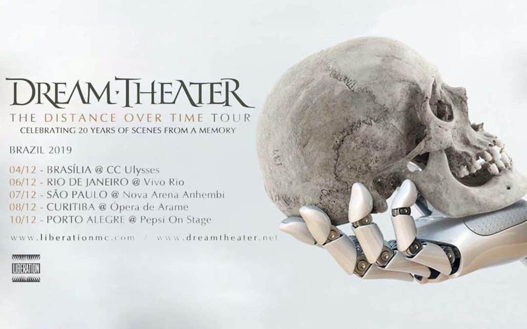 Dream Theater em Curitiba e os 20 anos de Metropolis Pt 2