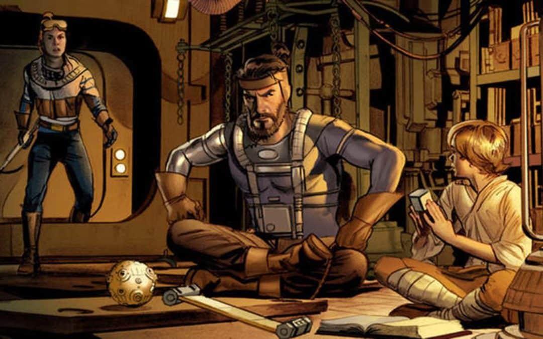 Baú de HQs – Star Wars – A Guerra Nas Estrelas