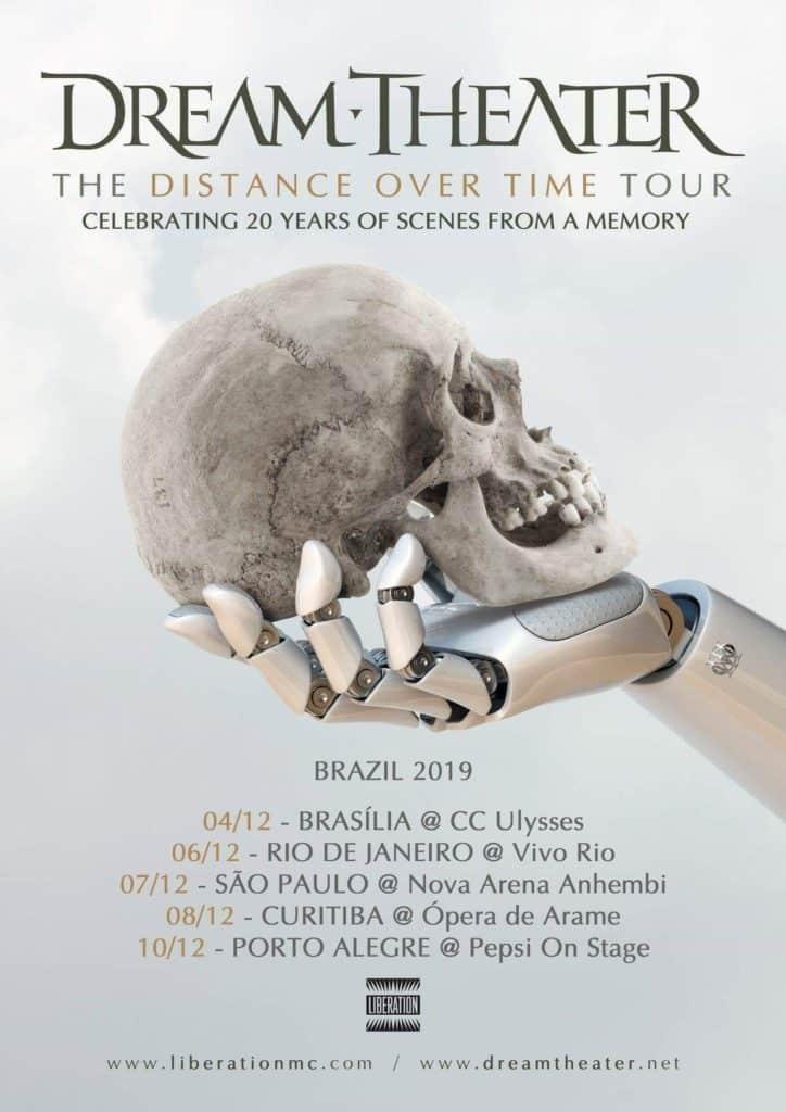 Dream Theater em Curitiba e os 20 anos de Metropolis Pt 2 2