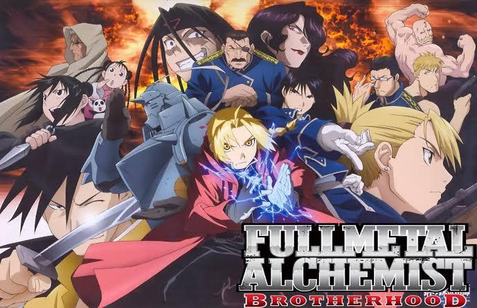 Dicas de Streaming – FullMetal Alchemist (Netflix)