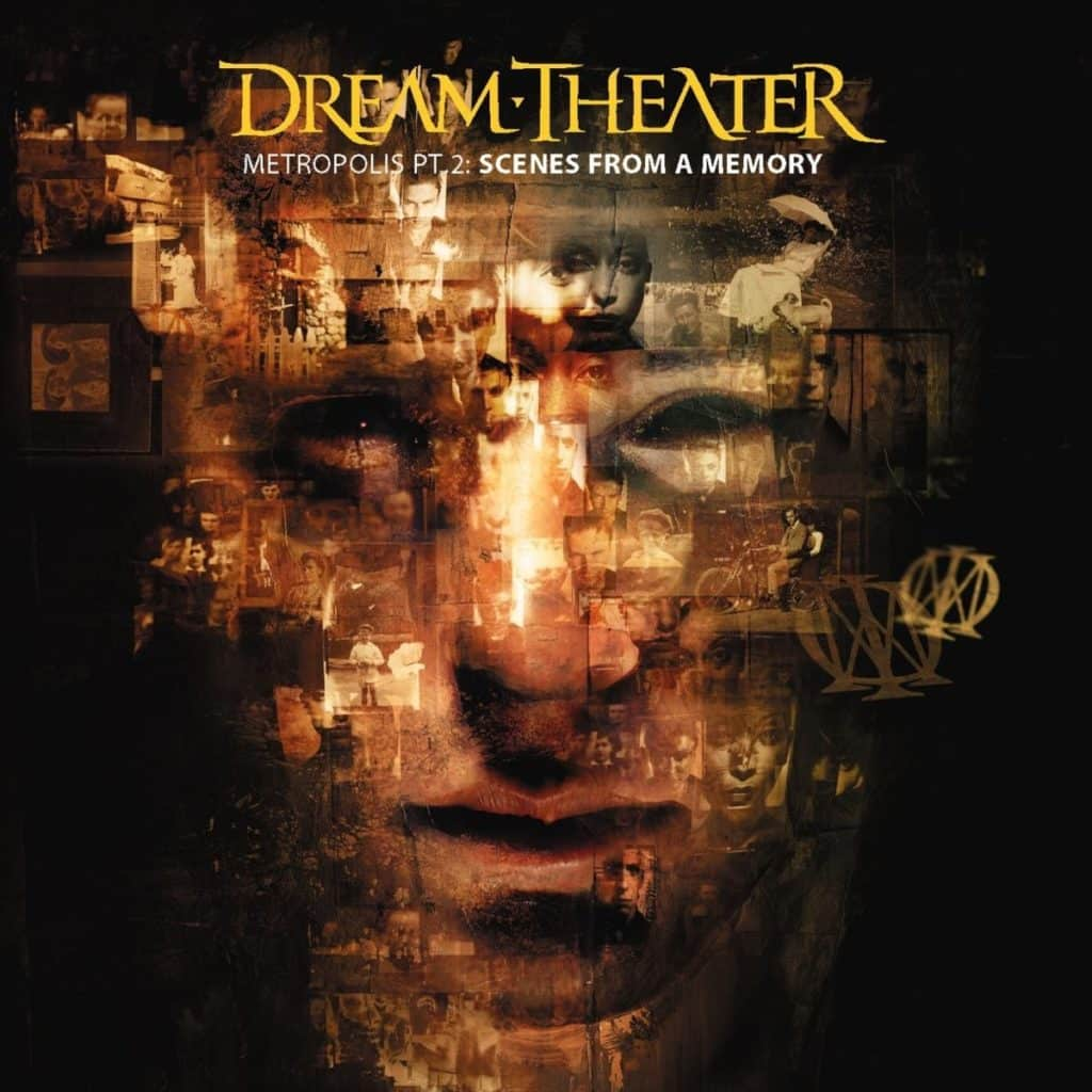 Scenes from a Memory - Dream Theater - Playlist 5