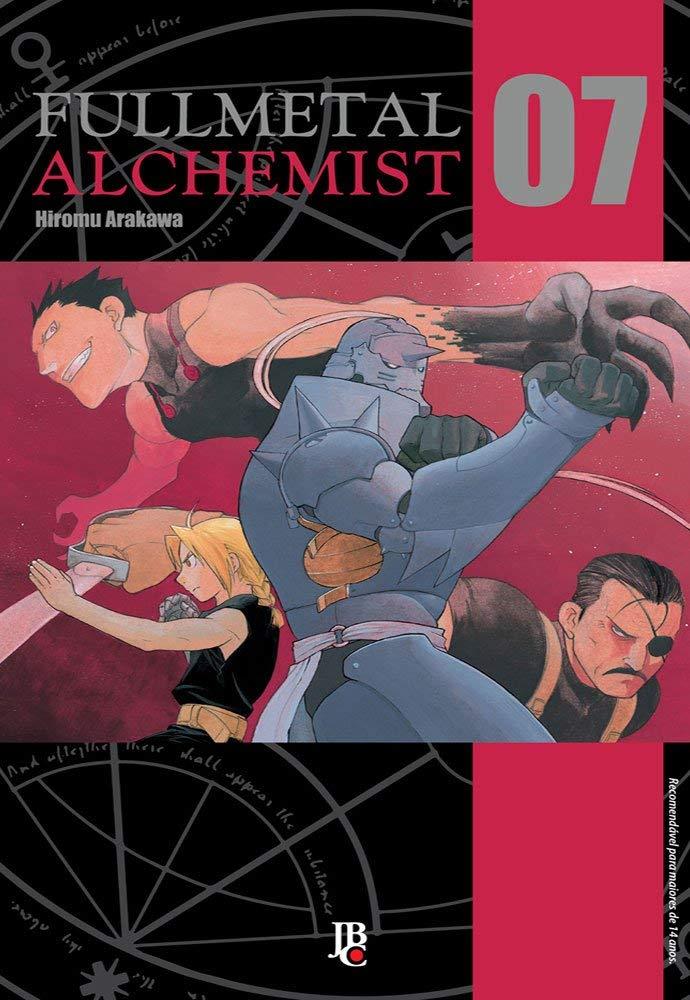 FullMetal Alchemist (Netflix) - Dicas de Streaming 12