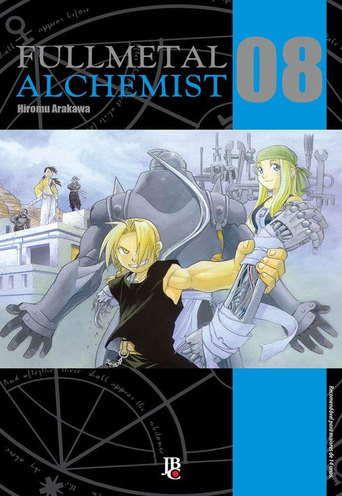FullMetal Alchemist (Netflix) - Dicas de Streaming 13