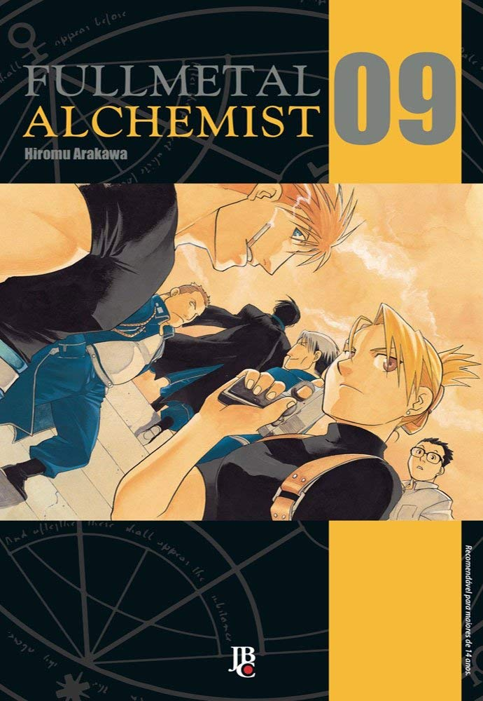 FullMetal Alchemist (Netflix) - Dicas de Streaming 14