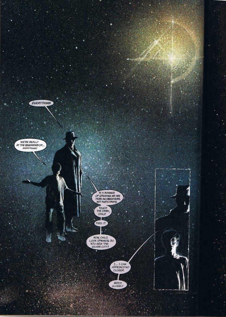 Livros da Magia de Neil Gaiman - Baú de HQs