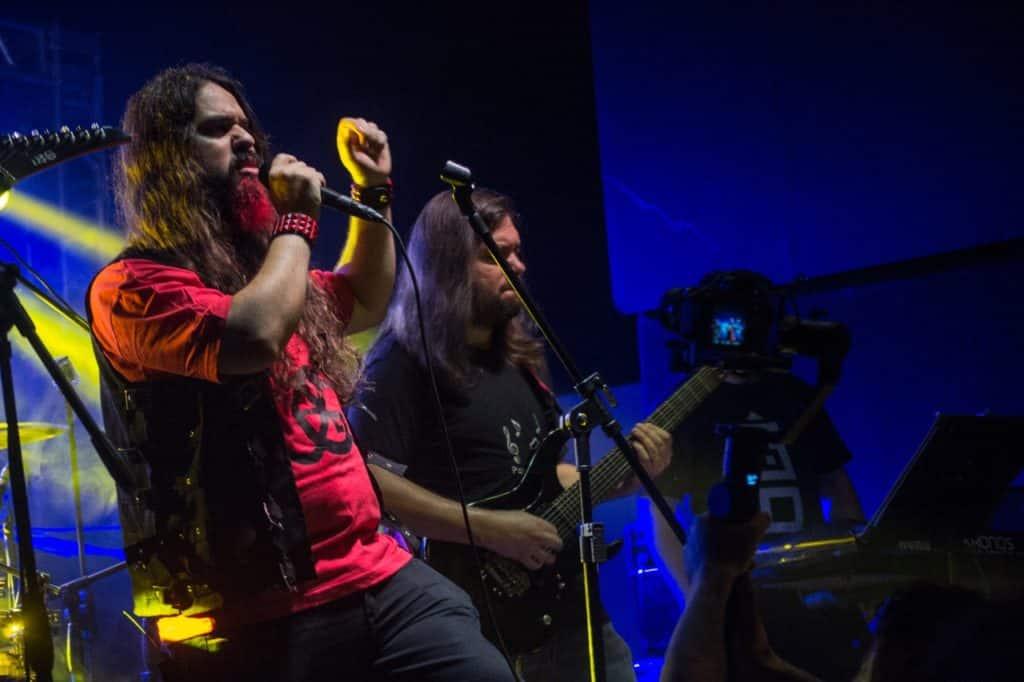Saiba como foi Mike Portnoy, Noturnall & Edu Falaschi em Curitiba 3