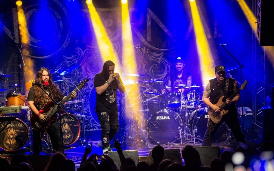 Saiba como foi Mike Portnoy, Noturnall & Edu Falaschi em Curitiba