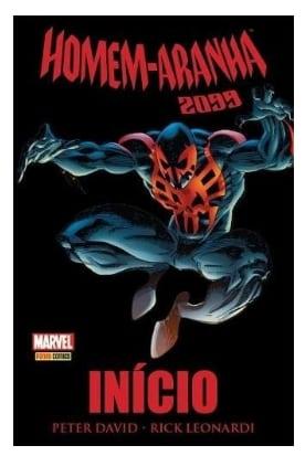 Homem Aranha 2099: Início - Baú de HQs 1