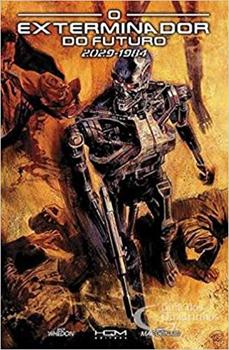 Baú de HQs - O Exterminador do Futuro: 2029 - 1984 4