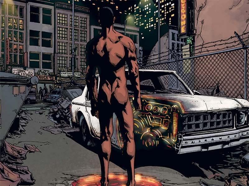 Baú de HQs - O Exterminador do Futuro: 2029 - 1984 3