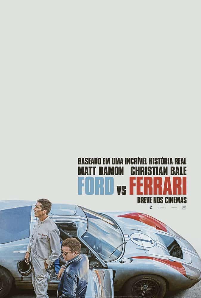 Ford vs Ferrari - O Ultimato 1