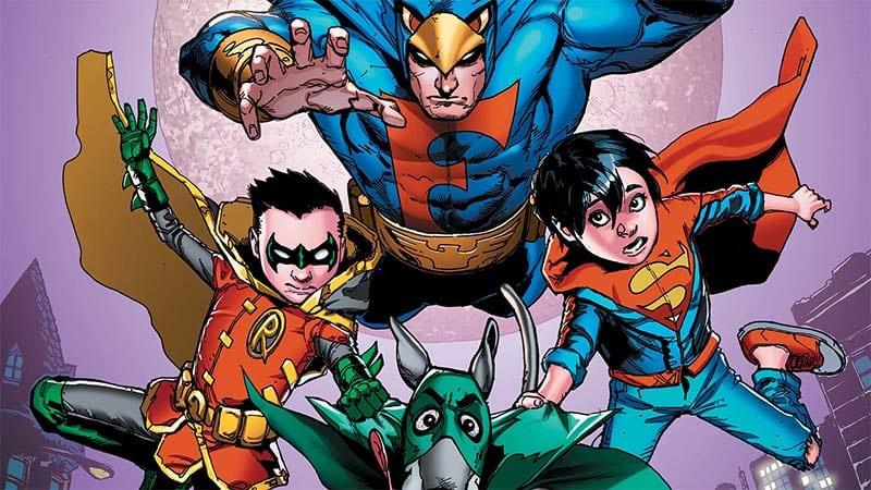 DC encontra Hanna-Barbera nas HQs