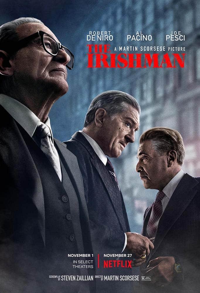 O Irlandês (Netflix) - Dicas de Streaming 1