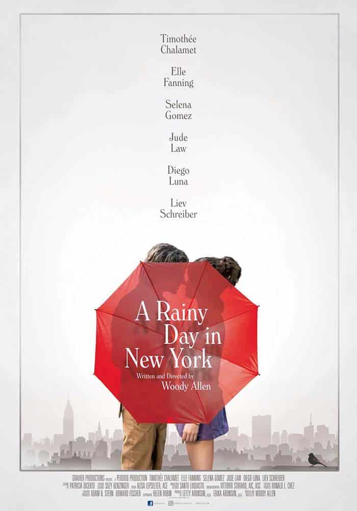 Um Dia de Chuva em Nova York - O Ultimato 1