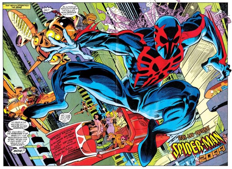Homem Aranha 2099: Início - Baú de HQs 2