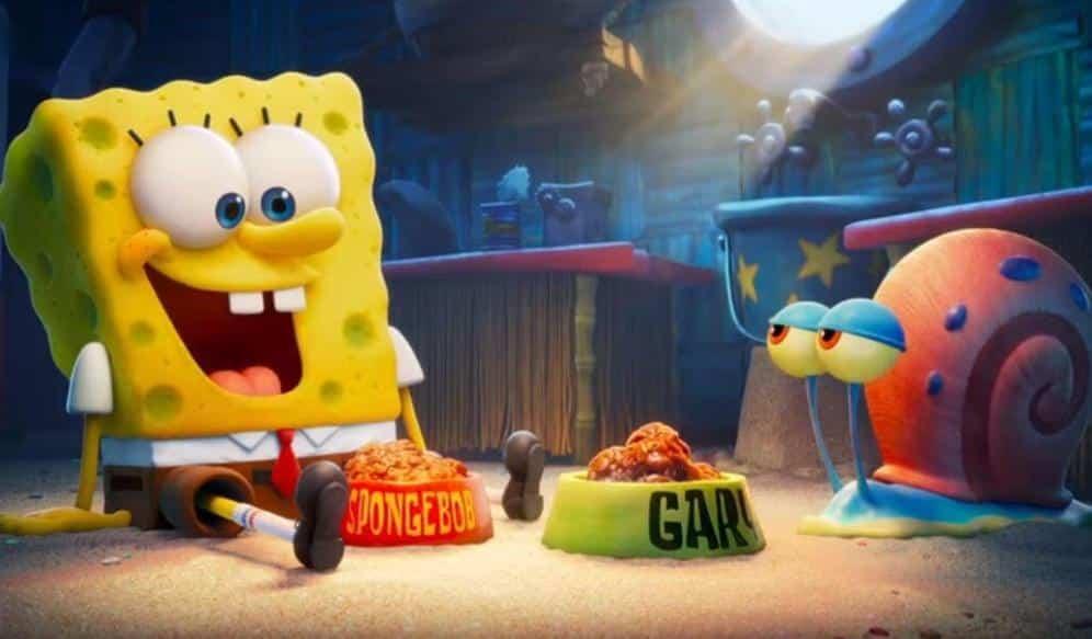 Bob Esponja: O Incrível Resgate ganha trailer e poster
