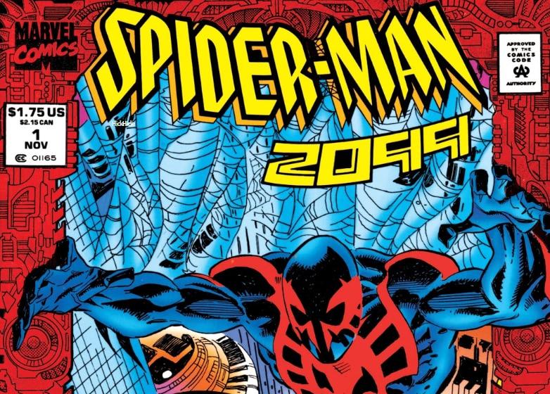 Homem Aranha 2099: Início – Baú de HQs