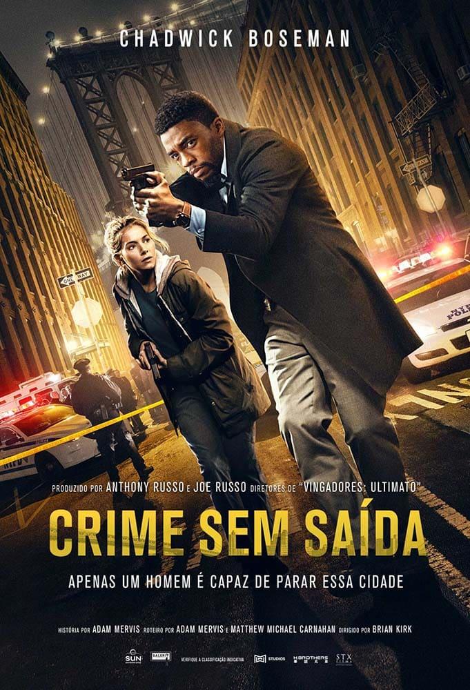 Crime Sem Saída - O Ultimato 1