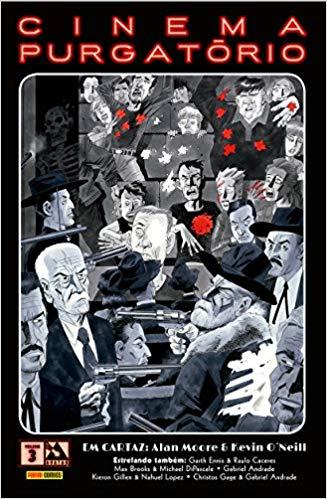 """Conheça """"Cinema Purgatório"""" de Alan Moore 4"""