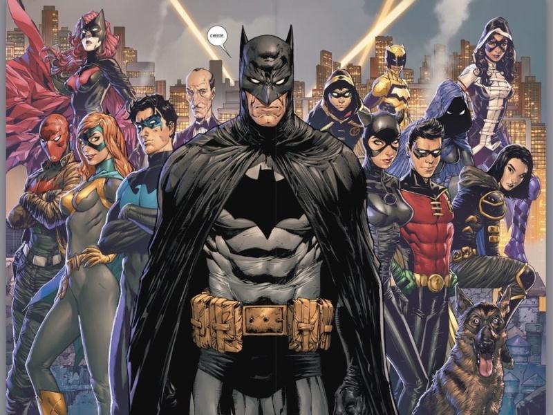 Detective Comics #1000 e suas Histórias 3