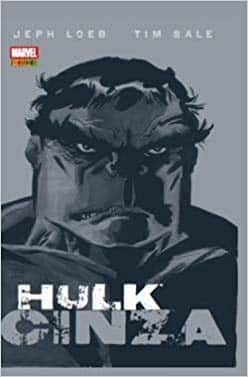 Hulk Cinza de Jeph Loeb e Tim Sale - Baú de HQs 4