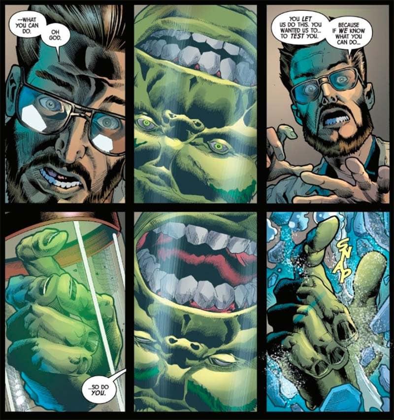 """Por que """"O Imortal Hulk"""" é a melhor série do personagem? 2"""