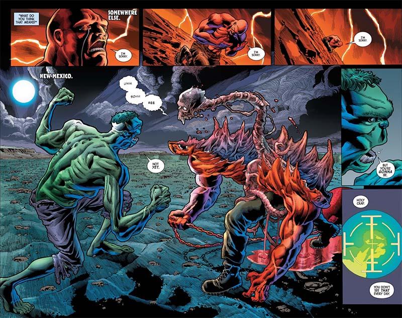 """Por que """"O Imortal Hulk"""" é a melhor série do personagem? 3"""