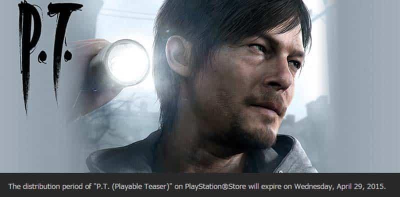 Games x Filmes: Silent Hills 1