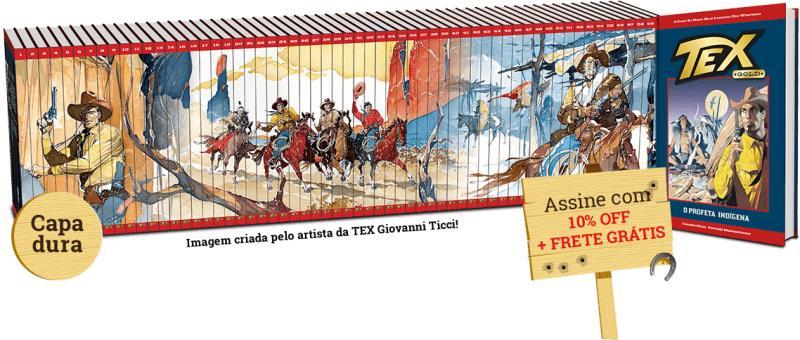A Coleção Tex da Salvat Vale a pena?
