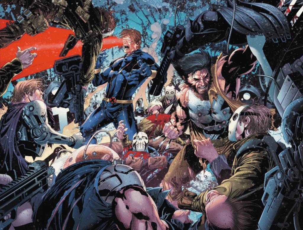 Fabulosos X-Men: A Queda e o Renascimento 2