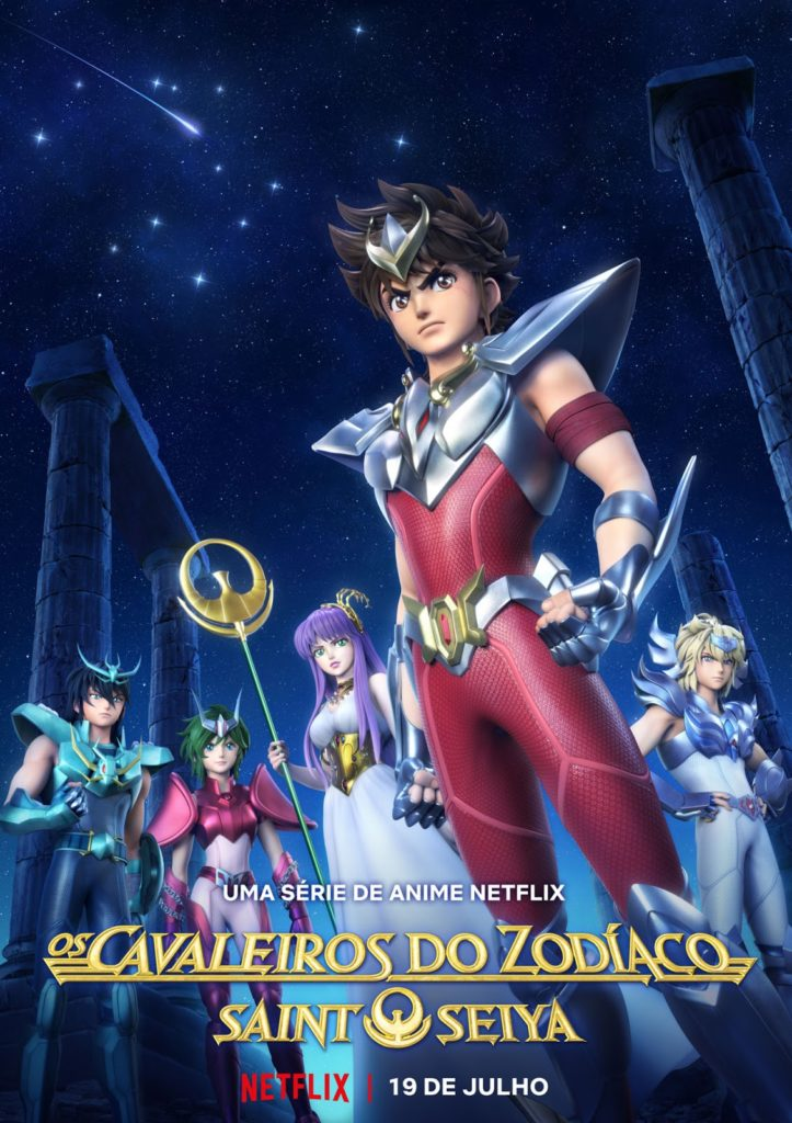 Cavaleiros do Zodíaco (1ª Temporada) - O Ultimato 1