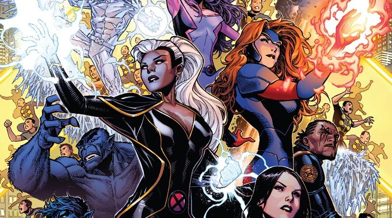 Fabulosos X-Men: A Queda e o Renascimento