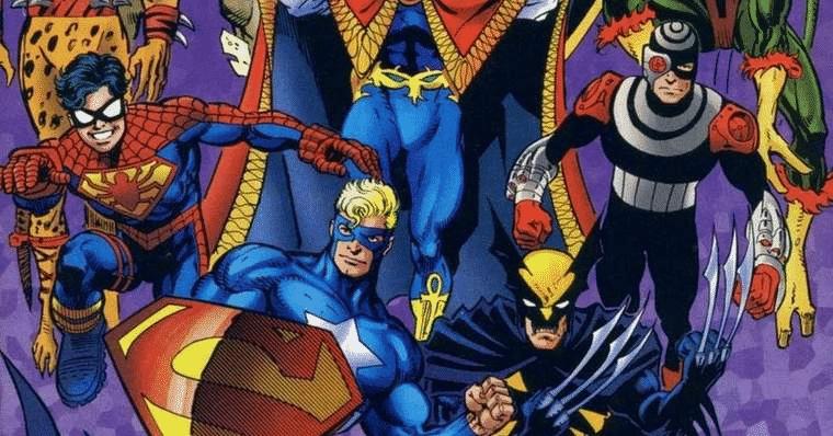 Os 5 Melhores Crossovers Marvel e DC 5