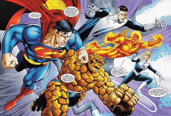 Os 5 Melhores Crossovers Marvel e DC 3