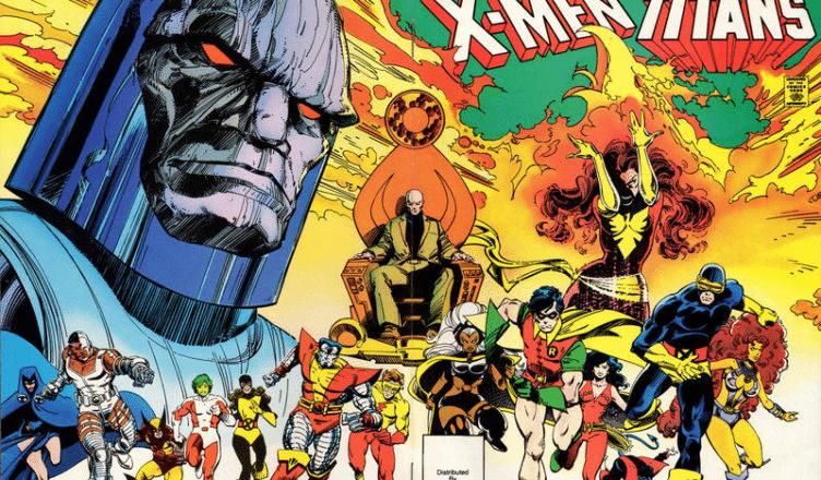 Os 5 Melhores Crossovers Marvel e DC 2