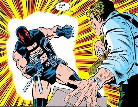 Batman As Dez Noites da Besta apresenta o perigoso assassino KGBesta