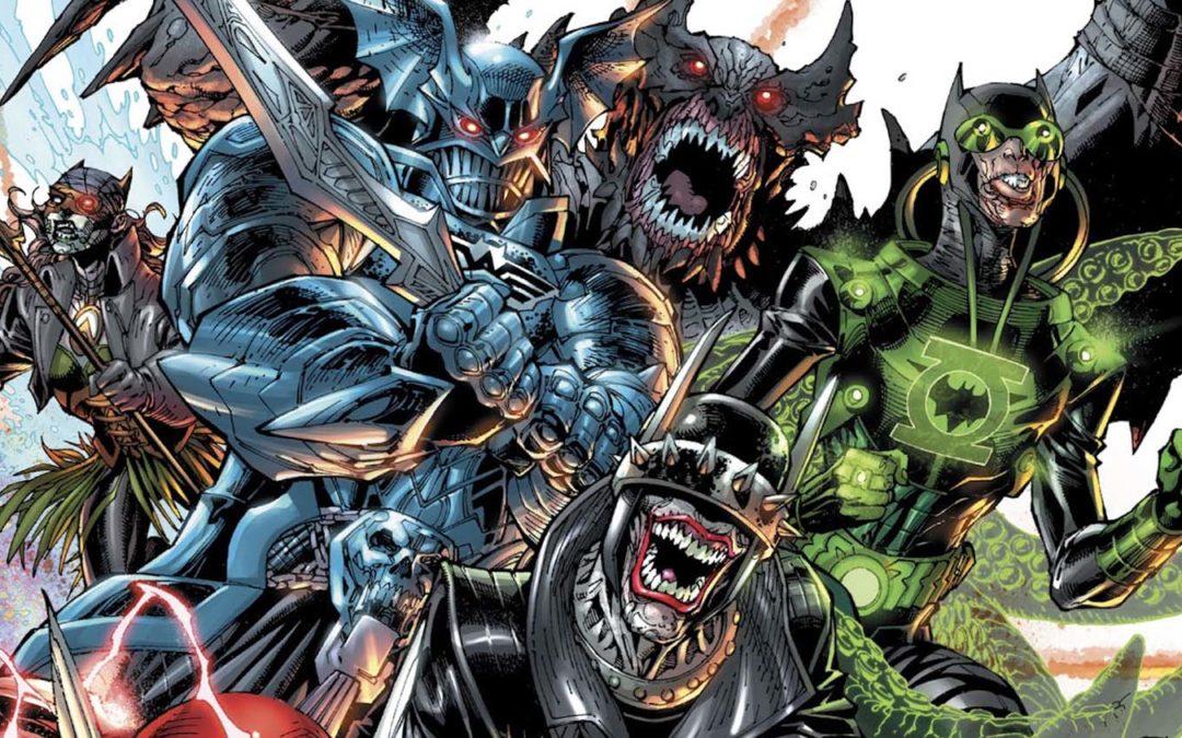 Noites de Trevas: Metal e O Batman que Ri – Costelinha 024
