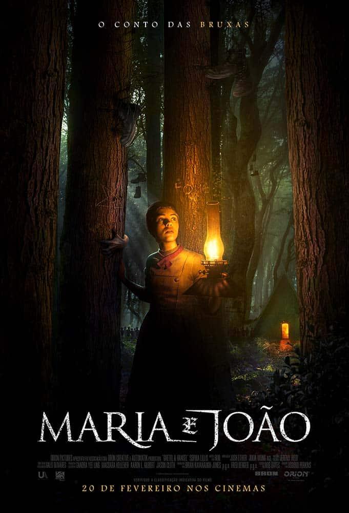 Maria e João - O Conto das Bruxas - O Ultimato 1