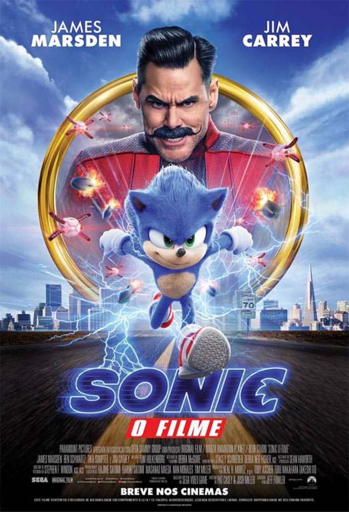 Sonic: O Filme - O Ultimato 1